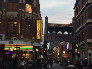 20170415 Melbourne China Town 2